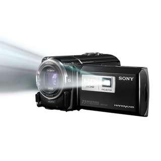 $499 Sony Video Cam Recorder!!! Projector Function!!!!!