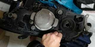 Subaru BL5 head light