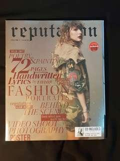 Taylor Swift Reputation Volume 2
