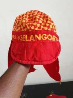 Vintage Selangor Cap Hard Fans