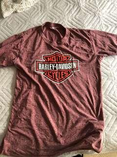 Harley Davidson tee (non authentic)