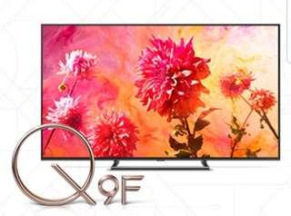 Samsung Clearance Sale!! Only 3 sets offer!! Samsung Q9 QLED TV!! Most powerful 65 inches TV!!