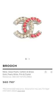 Chanel brooch from 19C