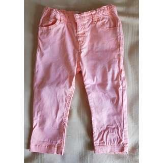 Gingersnaps Tiny Peach Jeans (24 mos)