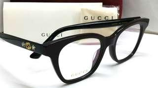 🚚 Authentic Gucci spectacles eyewear GG0349O Made in Italy Maroon