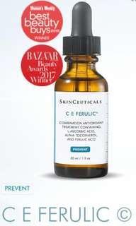 BNIB Skinceuticals CE Ferulic Serum