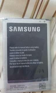🚚 Samsung Galaxy Note 3 battery