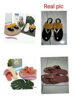 Sepatu / sandal wanita