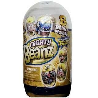Mighty Beanz Gold Pod