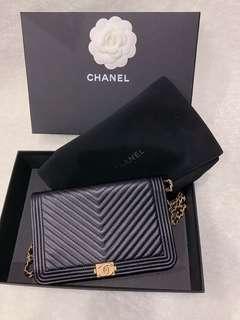 🚚 Chanel boy woc