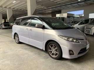 Toyota Estima 2.4 Aeras 8-Seater Auto