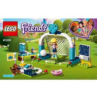 LEGO 41330 STEPHANIE'S SOCCER PRATICE
