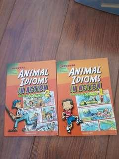 Animal Idioms in Action 1 & 2
