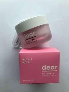 全新Banila Co, dear hydration boosting cream