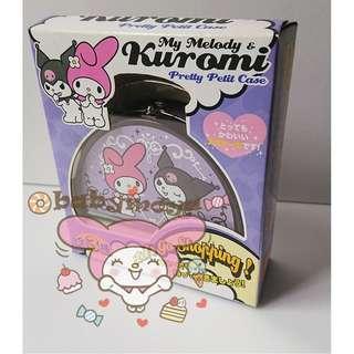 2007年 MyMelody & Kuromi Pretty Petit Case 玩菓の王国