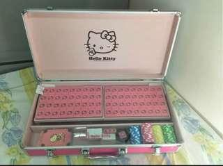 Hello Kitty 麻雀 機場限定