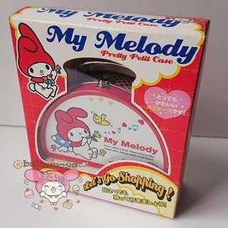 2007年 MyMelody Pretty Petit Case 玩菓の王国