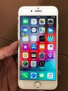 Iphone 6 Gold 32GB Ex Ibox