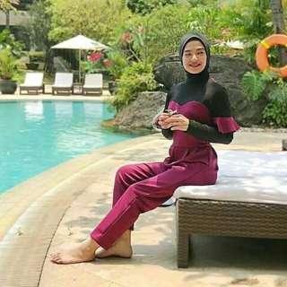 Baju renang muslim Jaime La Vie