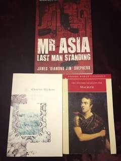 MC BETH-GREAT EXPECTATION-MR ASIA