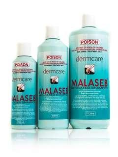 Dermcare Malaseb Medicated Shampoo for Dogs and Cats