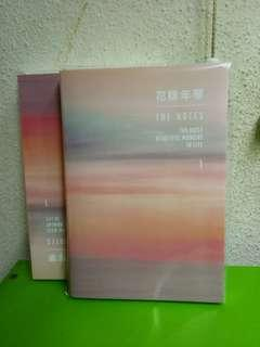 BTS HYYH THE NOTES READYSTOCK