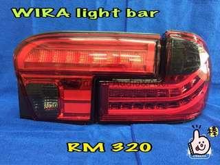 Proton Wira Tail lamp