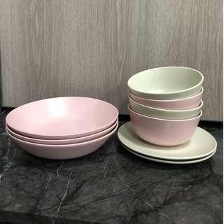 IKEA DINERA Bowls / Plates / Deep Plates / Knives / Forks / Spoon
