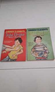 🚚 #blessing Andrew Clements books