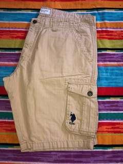 FOR MEN: Cargo shorts