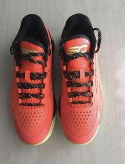 Original Under Armour Curry 1 men's basketball shoes