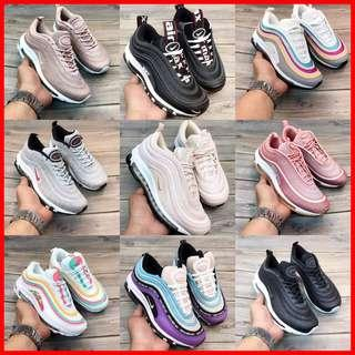 Nike Air Max 97 Series For Womens Brand New with Box Size 36-40 Euro Free Shipping Nationwide