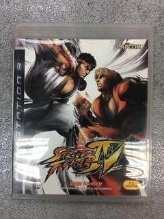 PS3 game Street Fighter IV