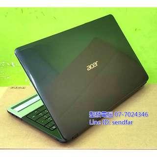 🚚 高效獨顯大螢幕 ACER E1-571G i5-3230M 4G 500G 獨顯 DVD 15吋筆電 聖發二手筆電