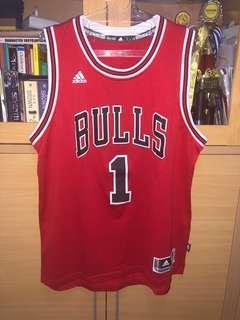 Adidas Chicago Bulls Derrick Rose Jersey Swingman
