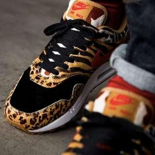 "Atmos x Air Max 1 ""Animal Pack 2.0"""