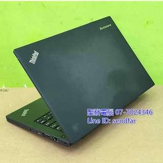 🚚 全新120SSD 全新電池 高效經典美型 LENOVO X250 i5-5300U 4G 12吋筆電 聖發二手筆電