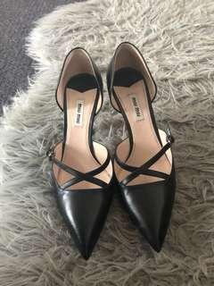 Authentic Miu miu shoes