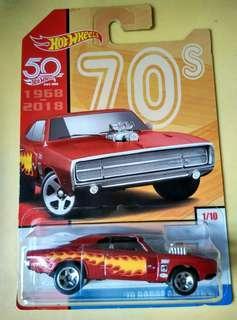 Hotwheels 50週年版