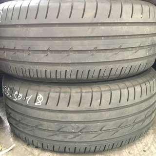 Pre-Owned Yokohamma 235/50/18 Tyre
