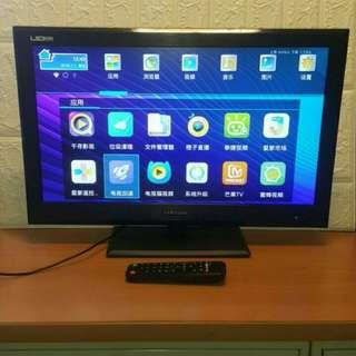 三星 27吋 HD TV電視螢幕