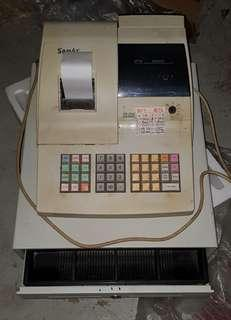 Cash Register Machine Vintage