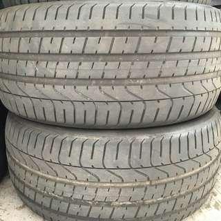 Pre-Owned Pirelli PZERO 255/40/20 Tyre