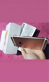 Iphone 6s 32gb rosegold