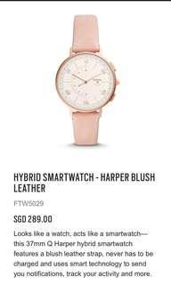 🚚 BN Fossil Hybrid Smartwatch