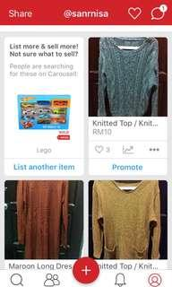 ALL CLOTHES RM5 (Knitwear / Turtleneck)