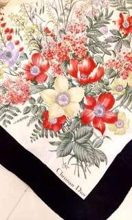 Dior vintage scarf