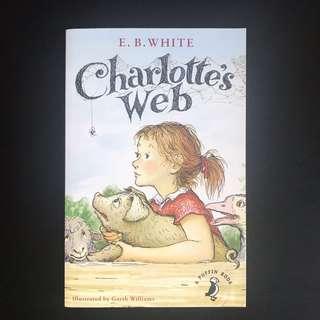 🚚 Charlotte's Web by EB White (paperback)