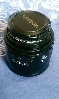 Minolta AF 28mm F2.8 Sony A Mount