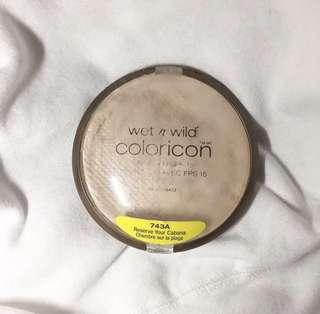 Wet n' Wild Coloricon Bronzer (Highlighter) in Reserve Your Cabana